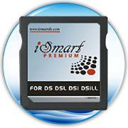 buy iSmart Premium is for DSi firmware 1.4.1U